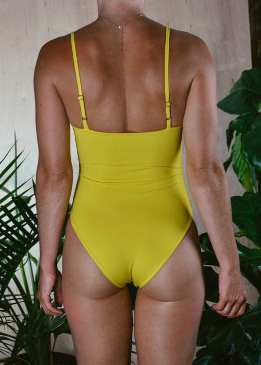 GEORGIE BODYSUIT - SUNSHINE