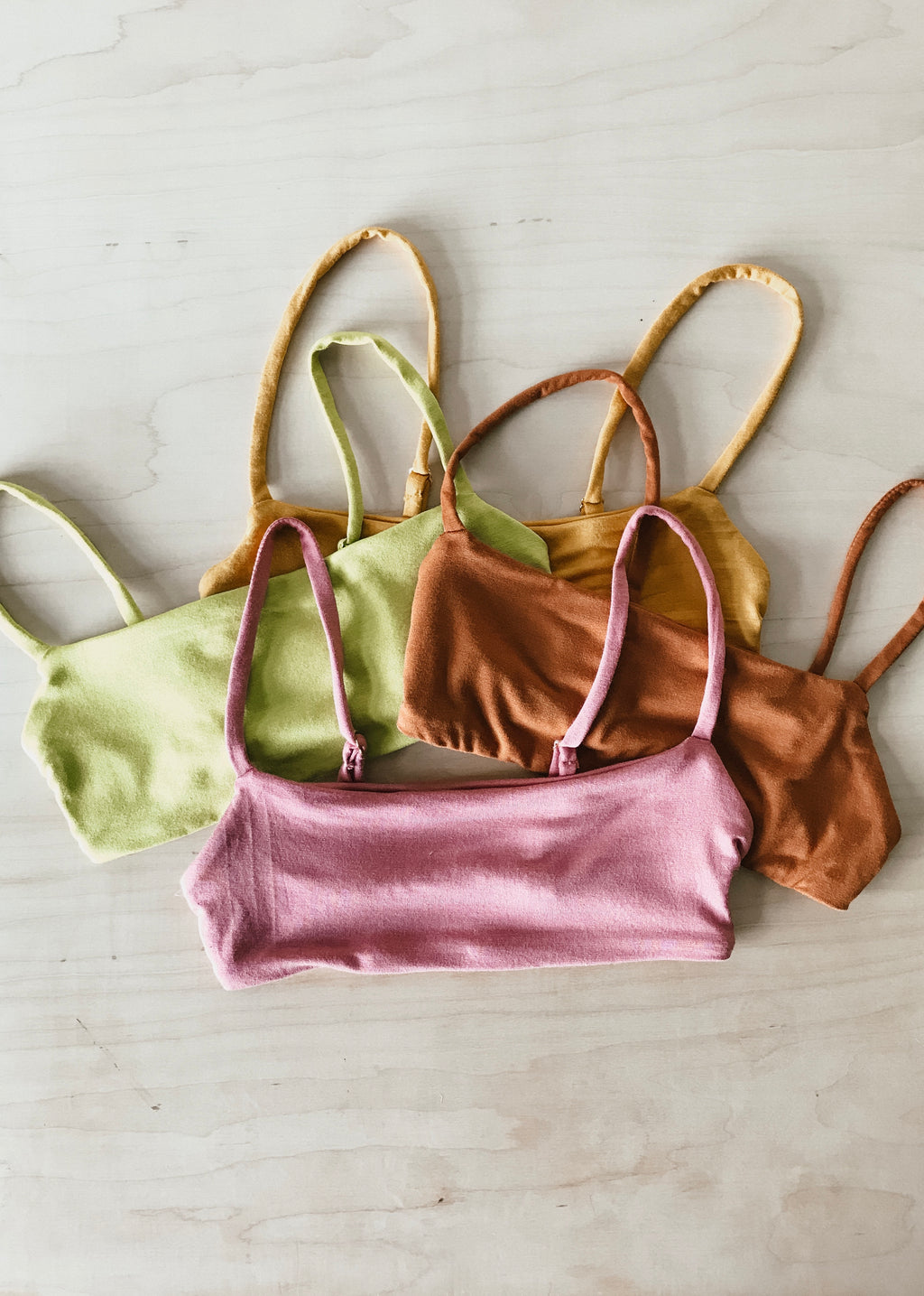 BAMBOO DREAMLETTE TOP - GUAVA
