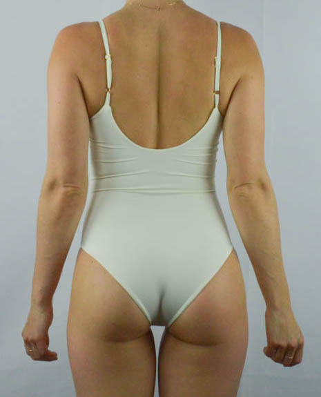 LOLA BODYSUIT - BONE
