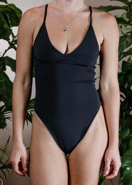 MONTANA BODYSUIT - MIDNIGHT