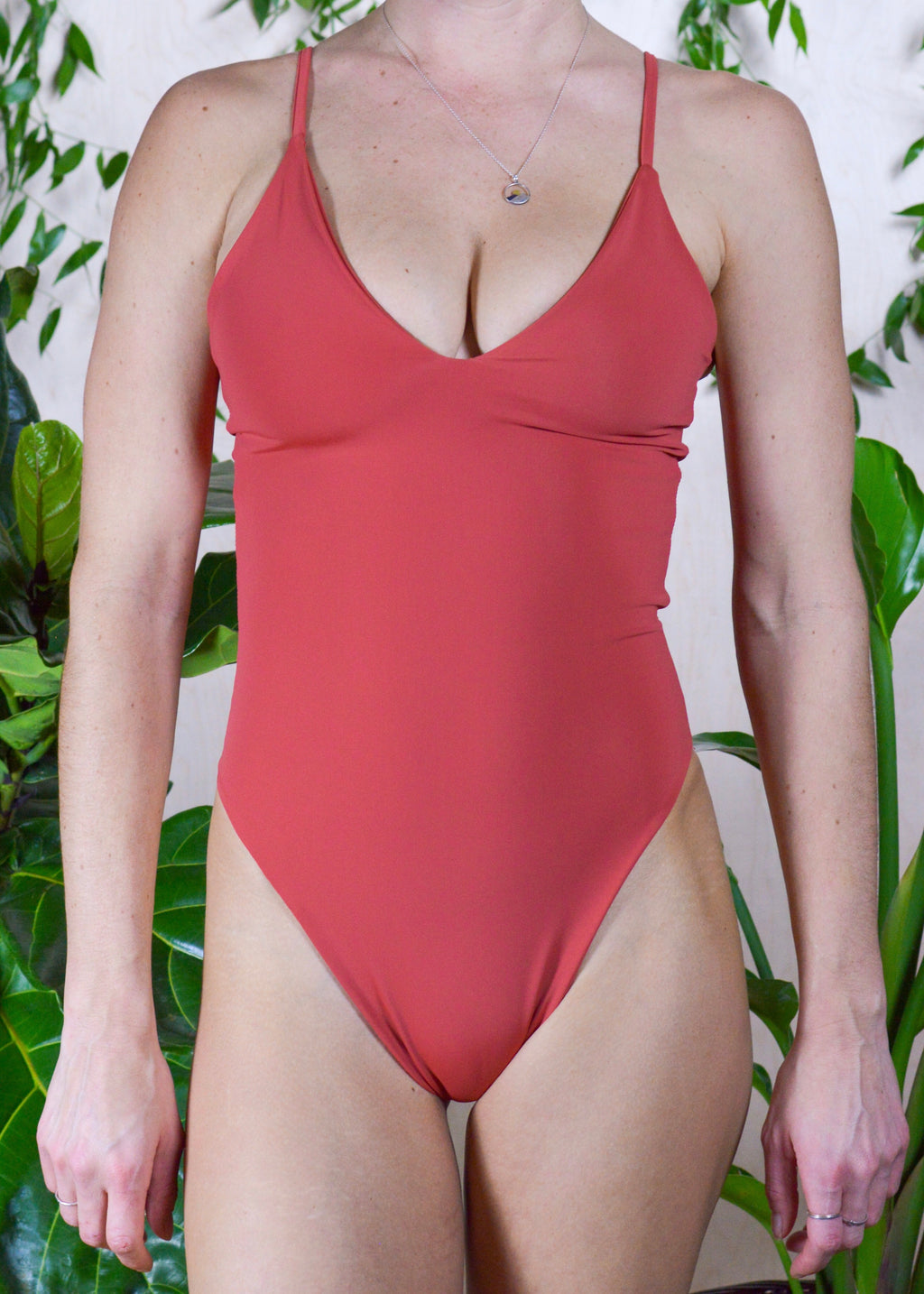 MONTANA BODYSUIT - SUNSET