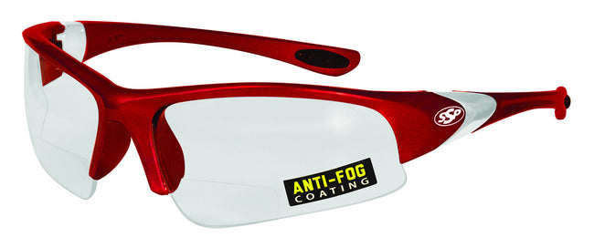 Entiat Clear Anti-Fog Bifocals