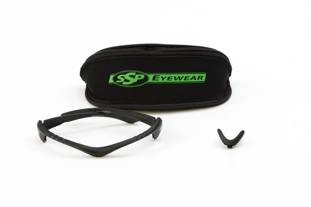 METHOW PRO COMBO: Methow Frame / Nose Piece / Neoprene Pouch / Microfiber Pouch