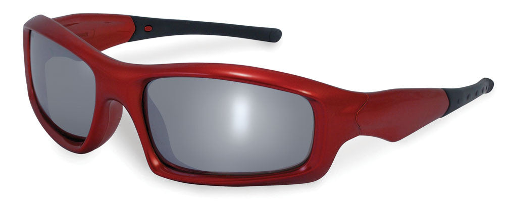 Skagit Mirrored Safety Glasses