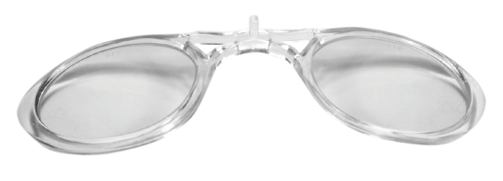 Adaptable Magnification & RX-able Inserts for IR3, IR5 and Clear glasses
