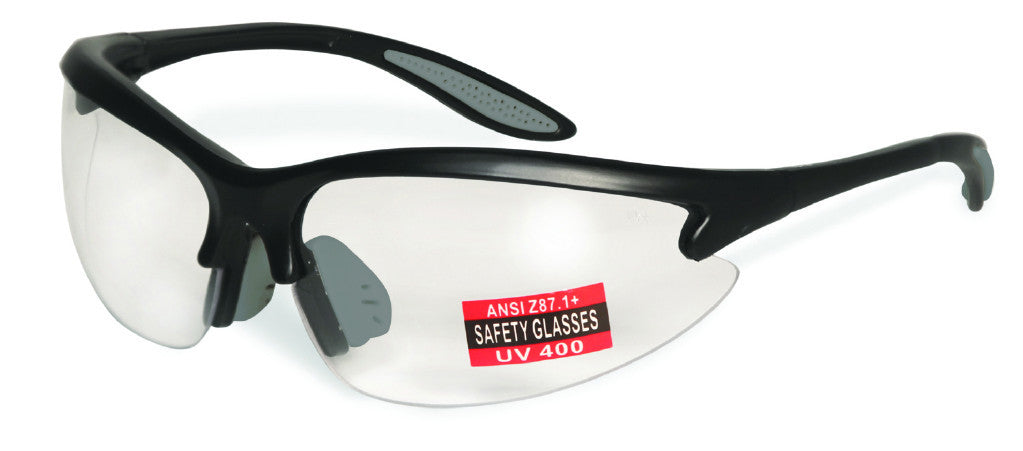 Rx-able/ Magnifying IR & Clear Glasses for Cutting/ Welding/ Glass Blowing