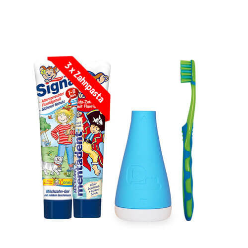 Playbrush + 3M Dental Care Box