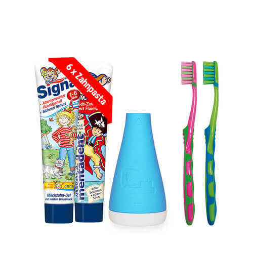 Playbrush + 6M Dental Care Box