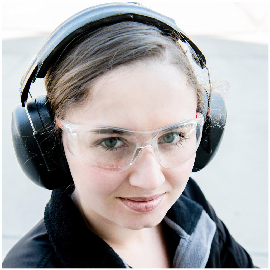 comfortable safety earmuffs