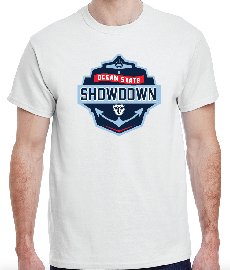 2020 Ocean State Showdown Tournament Shirt