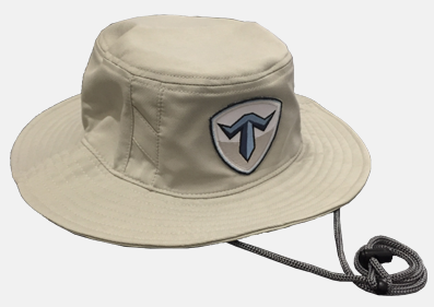Trilogy Bucket Hat - Beige