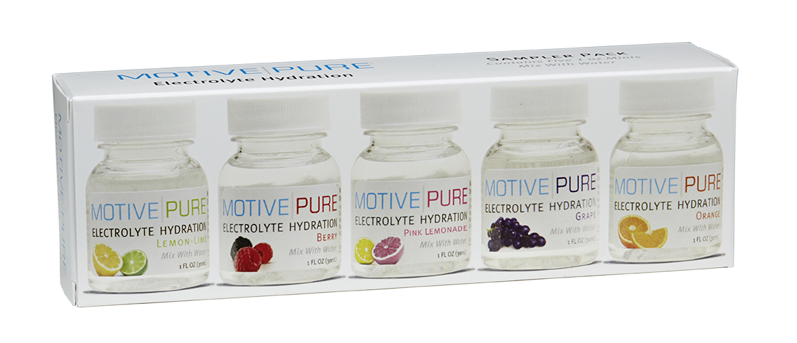 Motive Pure - Sampler 5-Pack