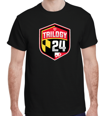 2020 Trilogy 24 Tournament T-Shirt