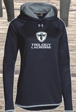 Womens Stacked Hoodie