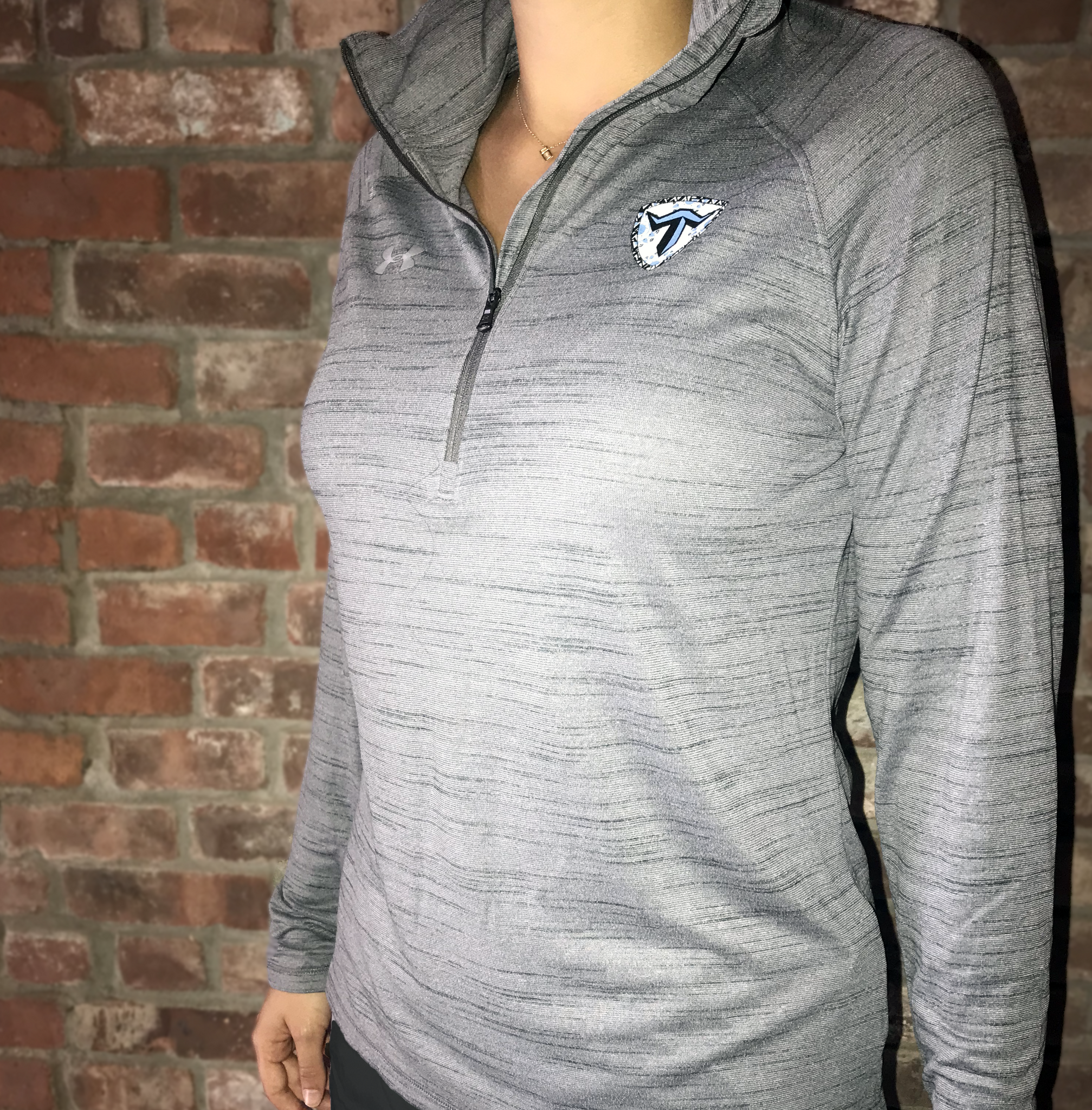 Womens Shield 1/4 Zip