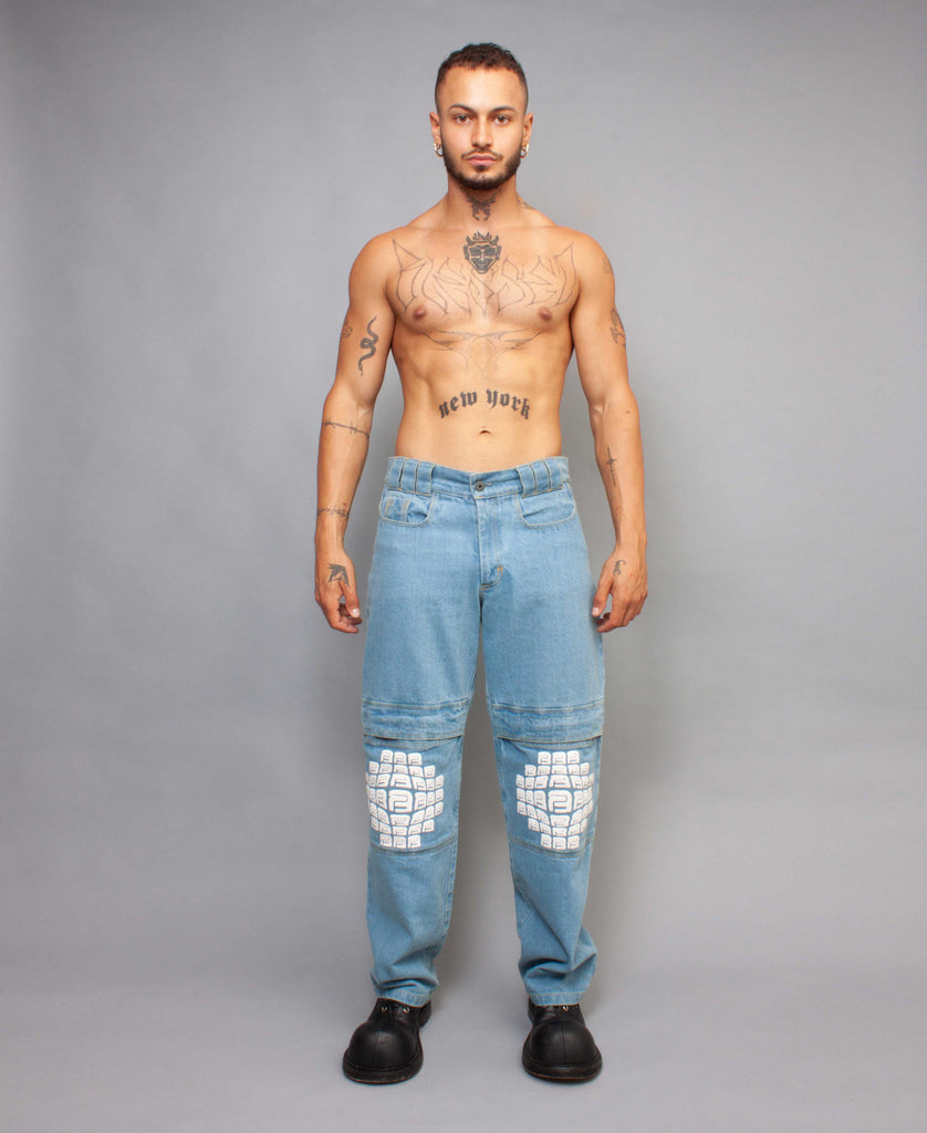 B's KNEES JEANS (gender-neutral)
