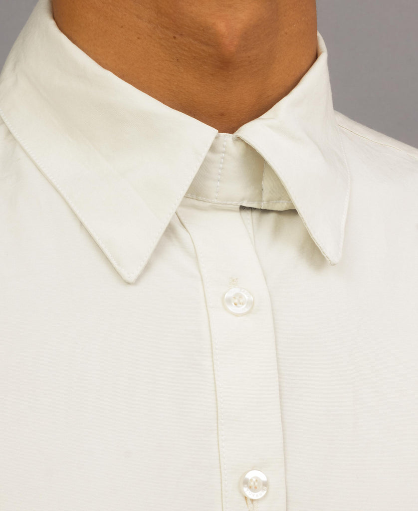 SNATCH BUTTON-UP SHIRT