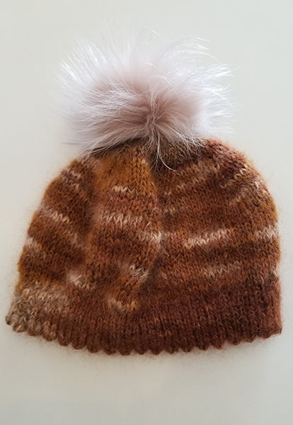 Brown Hat - FOAT