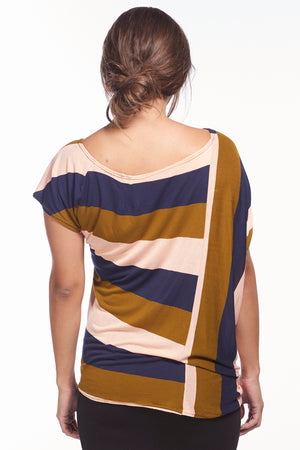 Striped Enigma Top - FOAT