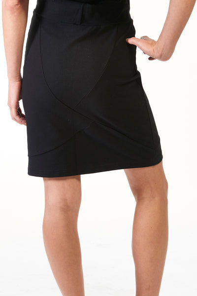 Faceted Pencil Skirt - FOAT  - 3