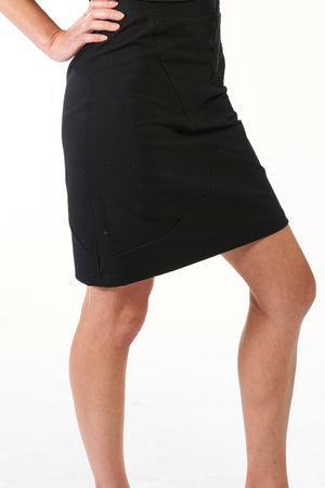 Faceted Pencil Skirt - FOAT