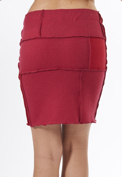 Raspberry Sweater Skirt, M - FOAT  - 3