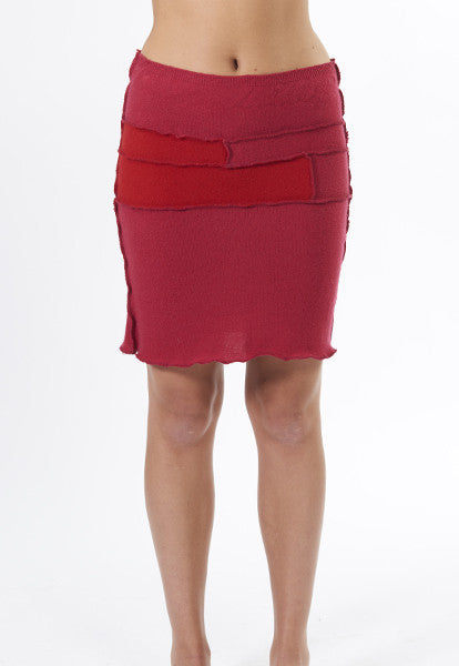 Raspberry Sweater Skirt, M - FOAT  - 2