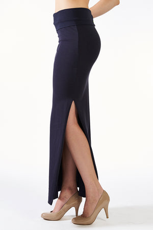 Side Slit Skirt - FOAT