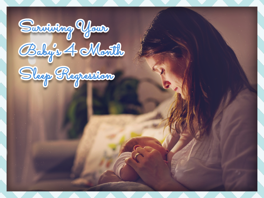 Surviving Your Baby's 4 Month Sleep Regression