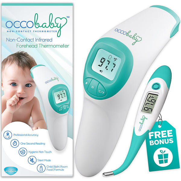 Forehead No Touch Baby Thermometer