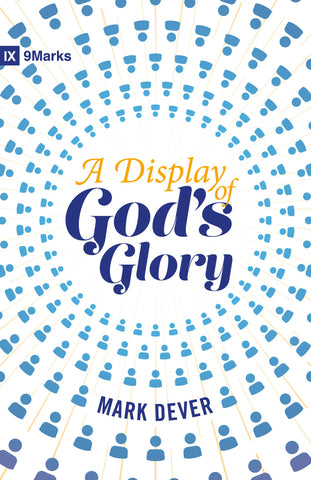 Cover for A Display's of God;s Glory