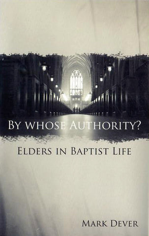 By Whose Authority Book Cover