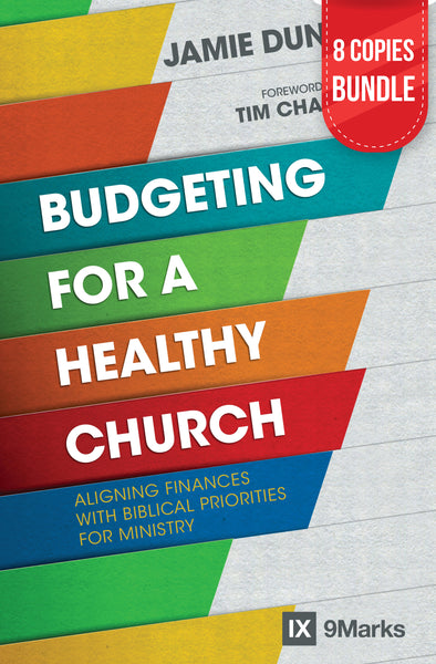 Book cover for Budgeting for a Healthy Church