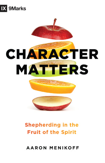 Character Matters Cover