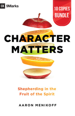 Character Matters Bundle Cover