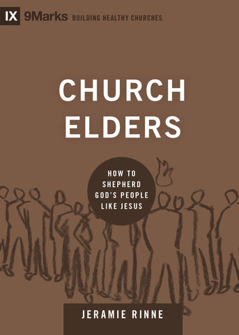 Church Elders by Jeramie Rinne