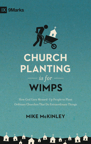 Church Planting is for Wimps Cover