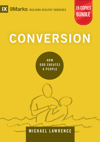 Conversion Small Group Bundle (15 Copies)