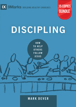 Discipling Small Group Bundle (15 Copies)