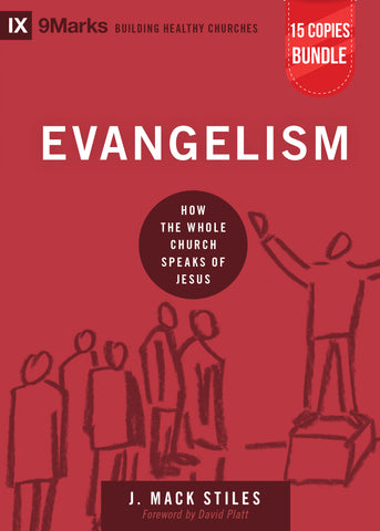 Evangelism Small Group Bundle (15 Copies)
