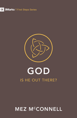 Cover for God - Is He Out There?
