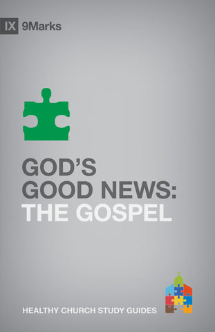 1 Case - God's Good News: The Gospel by Bobby Jamieson
