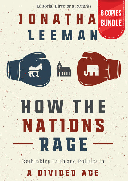 How the Nations Rage Cover
