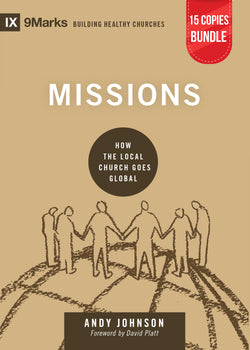 Missions Small Group Bundle (15 Copies)