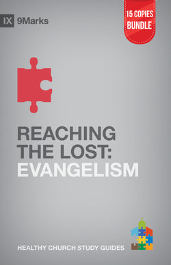 Reaching the Lost: Evangelism Small Group Bundle (15 Copies)
