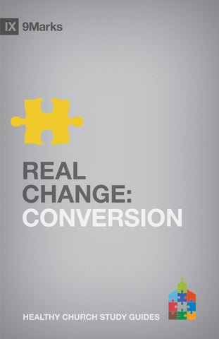 1 Case - Real Change: Conversion by Bobby Jamieson