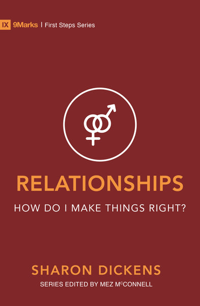 Relationships – How Do I Make Things Right? Cover Art