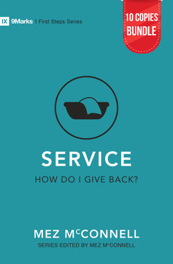 Service – How Do I Give Back? SMALL GROUP BUNDLE (10 COPIES)