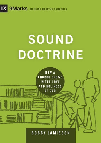1 Case - Sound Doctrine by Bobby Jamieson