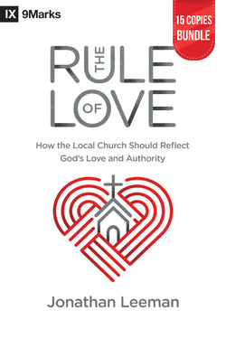 The Rule of Love Small Group Bundle (15 Copies)
